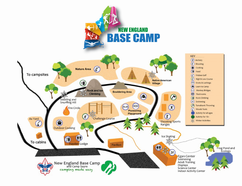 Take A Look New England Base Camp In The Blue Hills Near