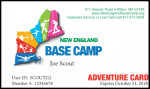 The New England Adventure Card is Available Here! - New