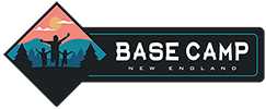 New England Base Camp in the Blue Hills near Boston Logo